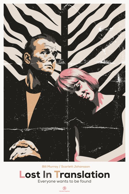 """Lost In Translation Movie Poster 24x36/"""""""
