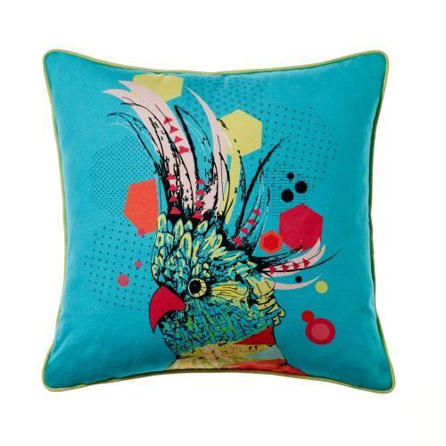 Mood Board Monday {Australiana} Geometric Crazy Cocky cushions
