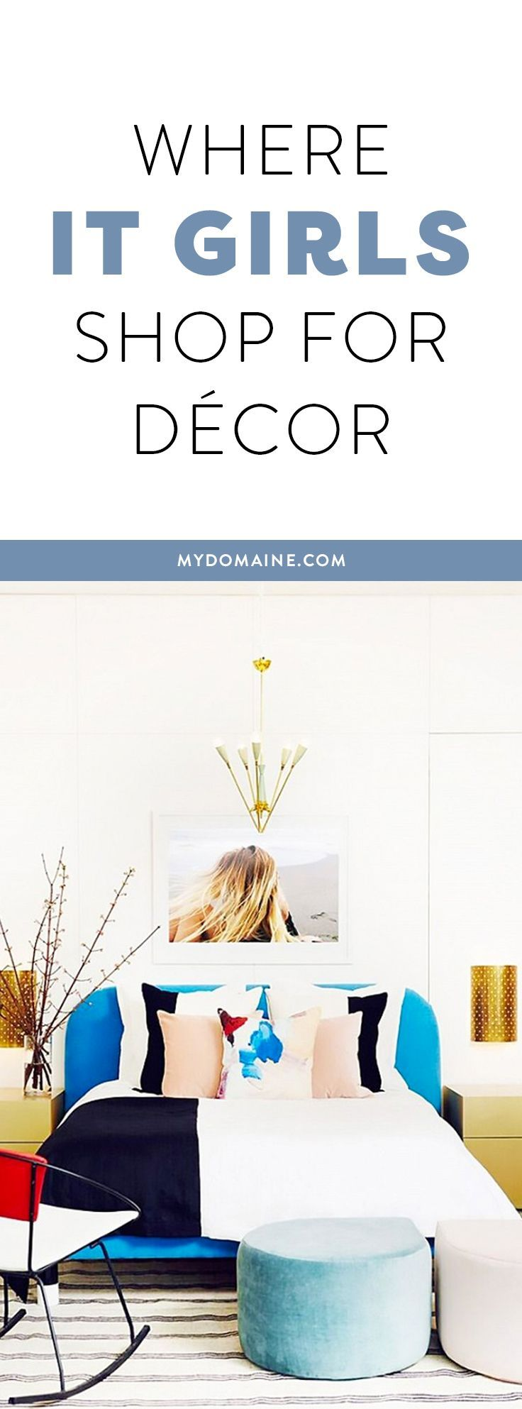 The Cool, Unknown Sites Where It Girls Shop for Décor | Living ...