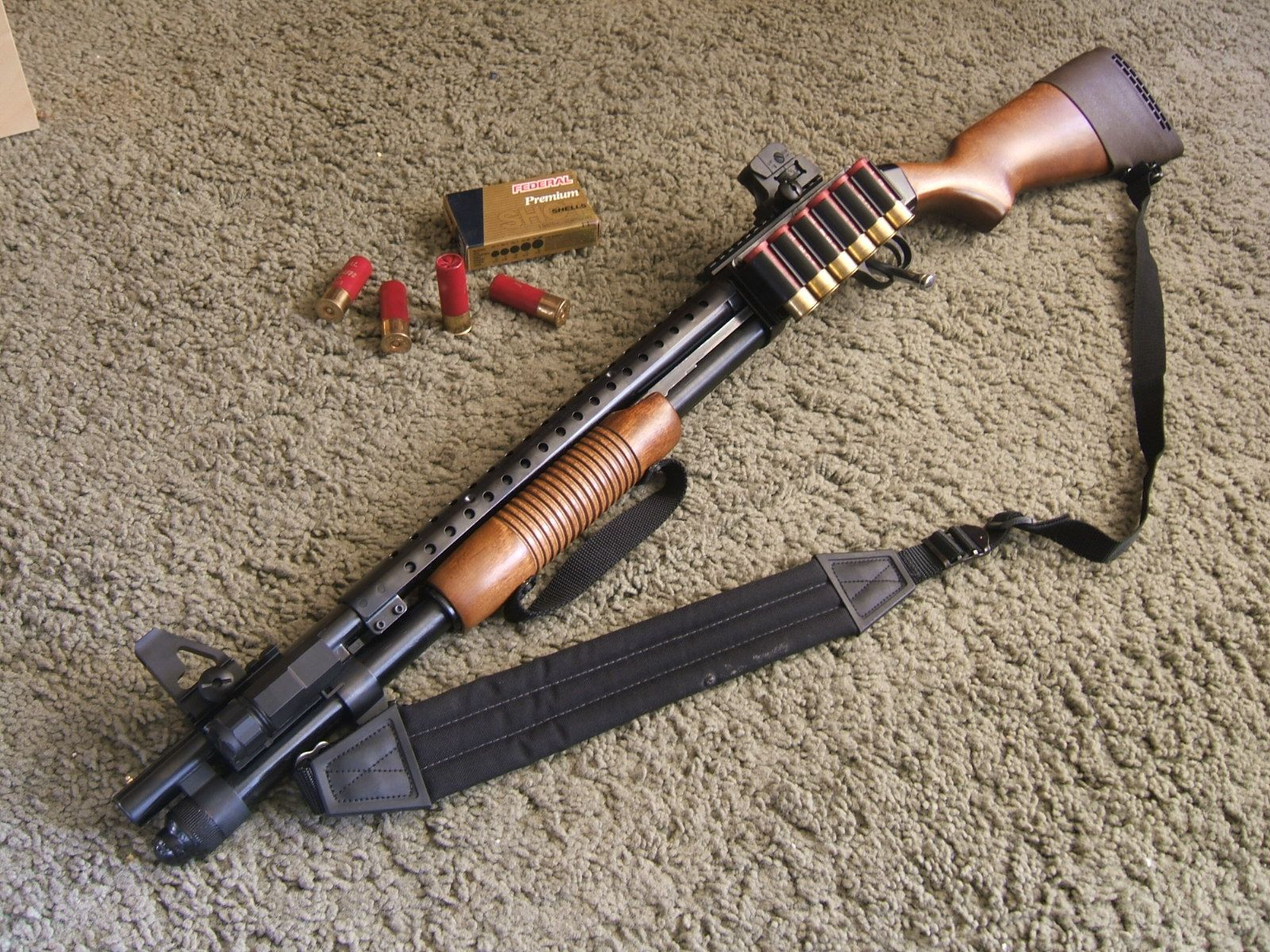 Pin on combat shotguns