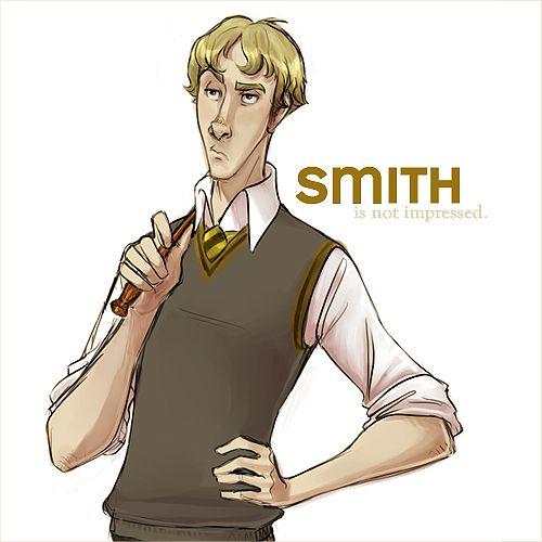 Zacharius Smith Harry Potter Fan Art Harry Potter Art Harry Potter Fantastic Beasts