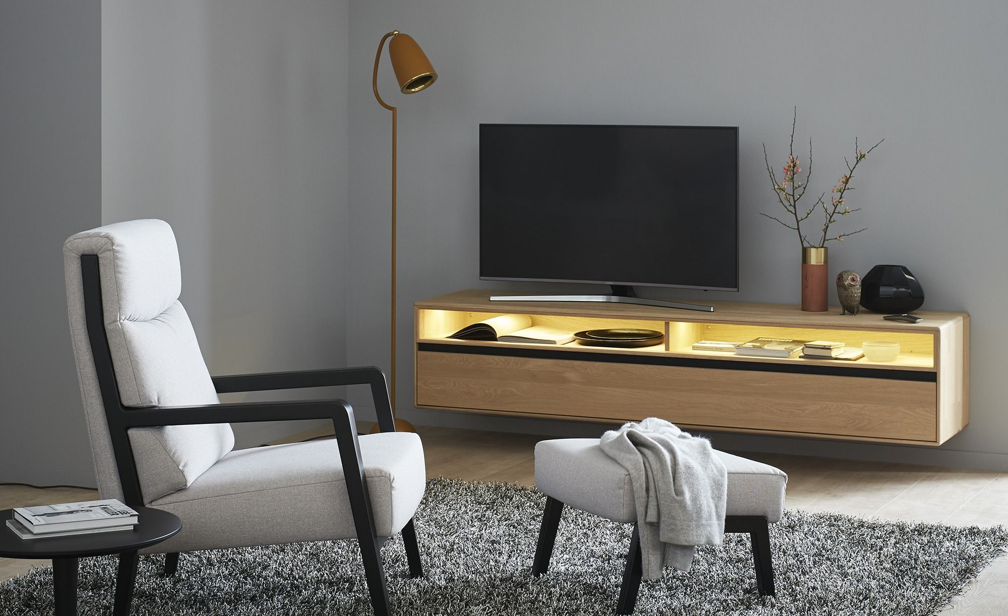 Einzigartig Schöner Wohnen Gardinen Wohnzimmer Ideen