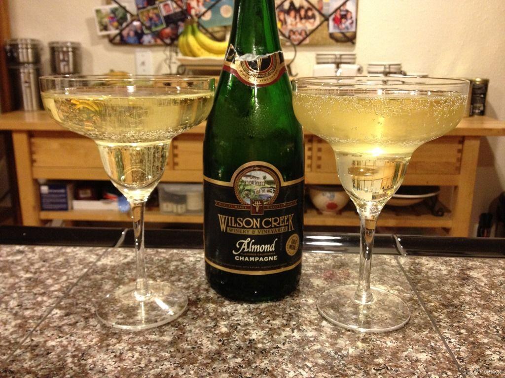 almond champagne - Google Search
