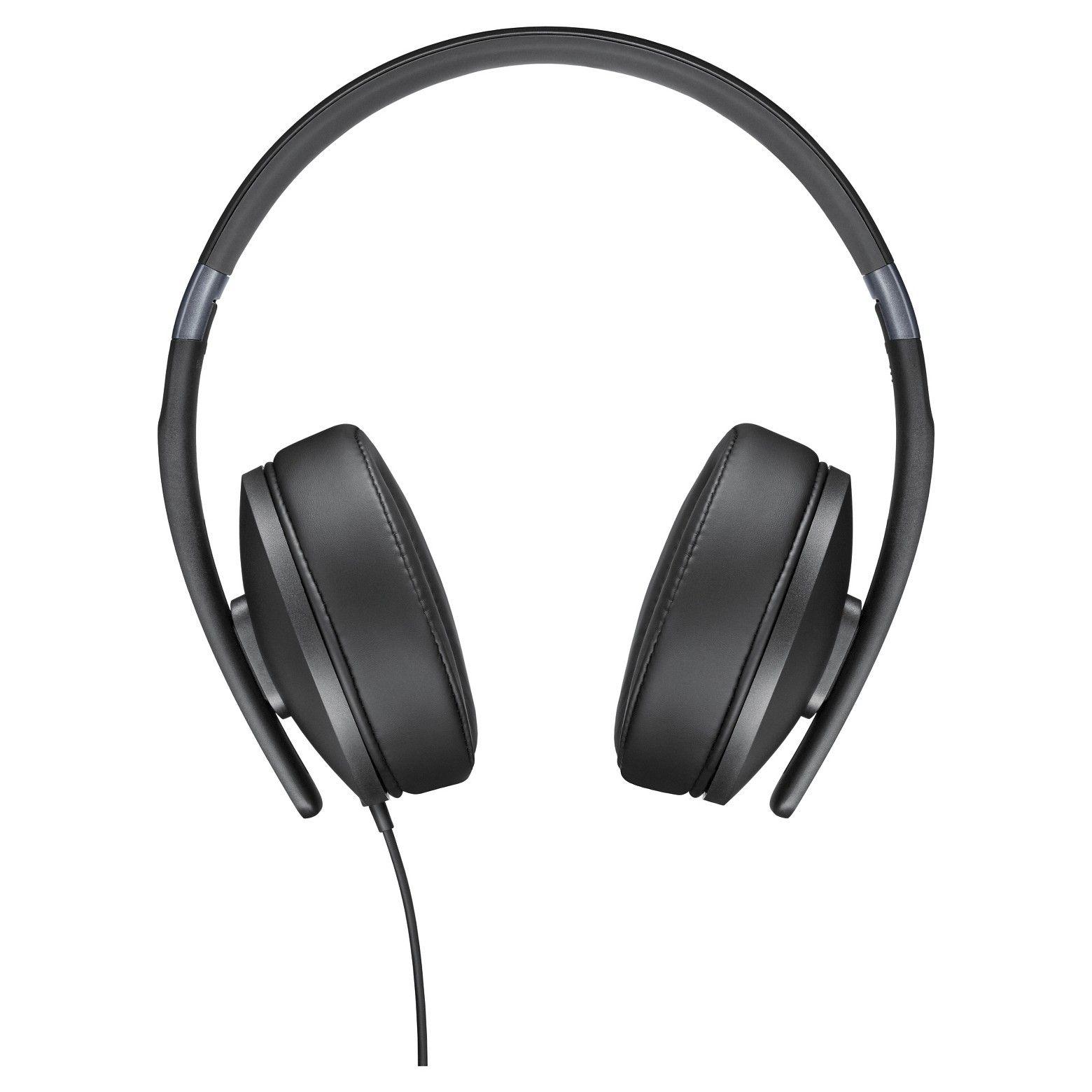 Sennheiser's new HD4.20s Black AroundEar headset features