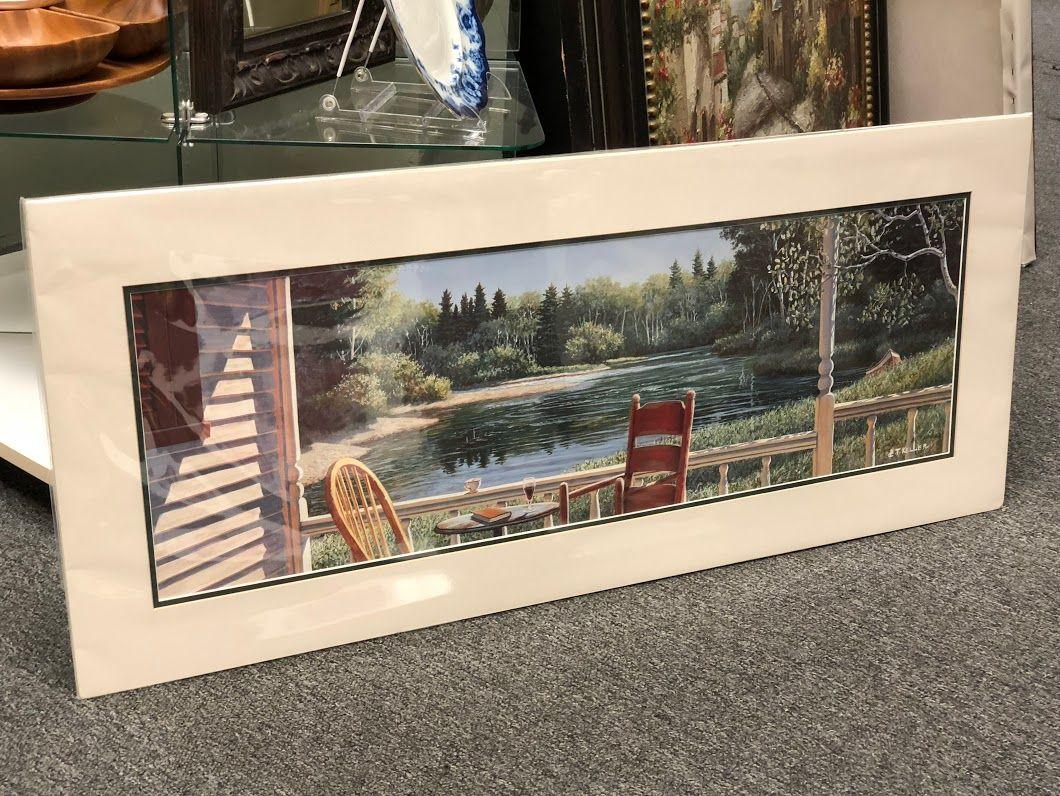 Brian Keller Limited Edition $365 Bonrics Custom Framing and Gallery ...