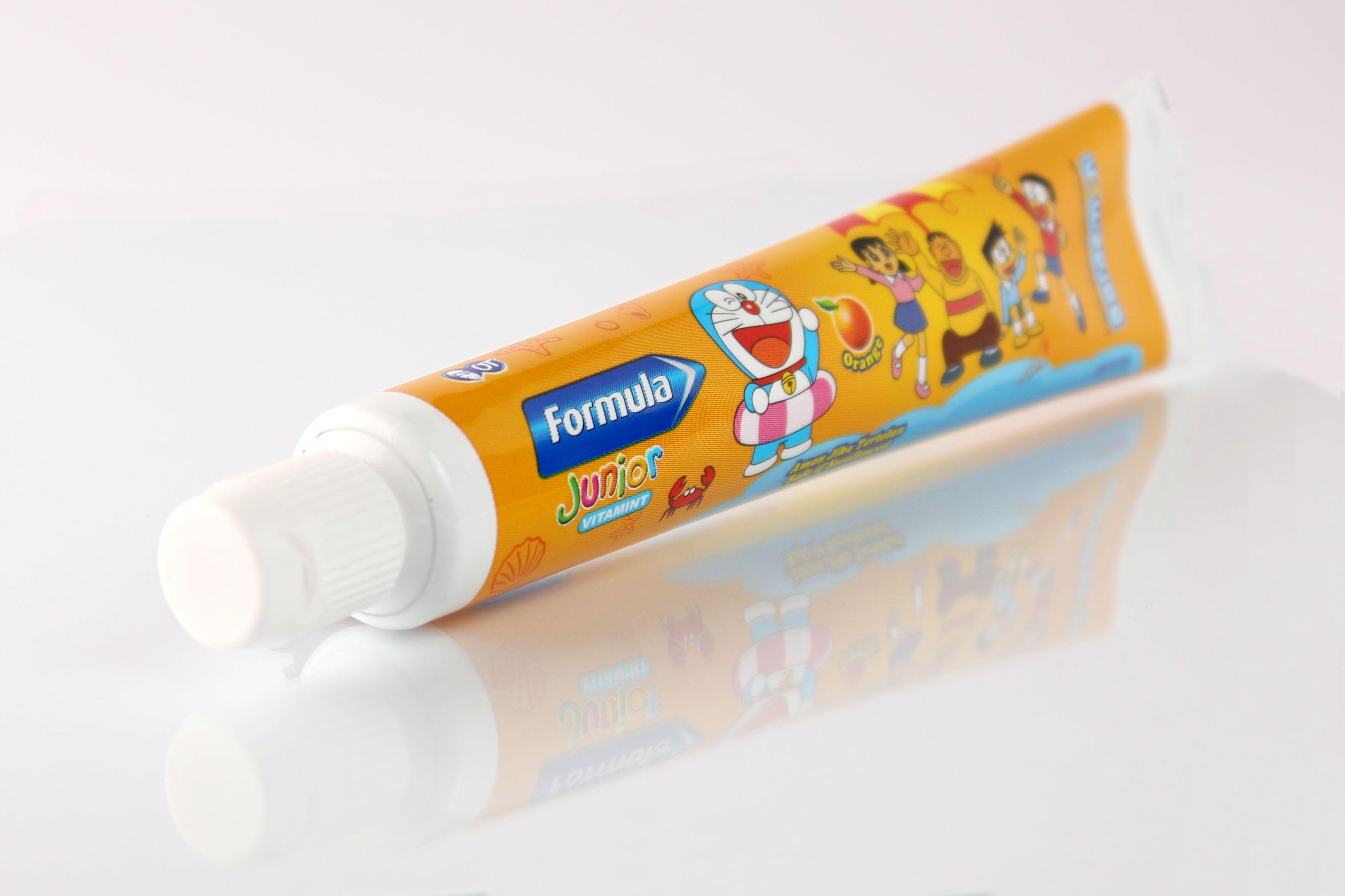 Formula Pasta Gigi Junior Orange Beach Daftar Harga Terbaru Dan For Strong Protector Vitamint Gel Khusus Untuk Anak Mengandung Vitamin A