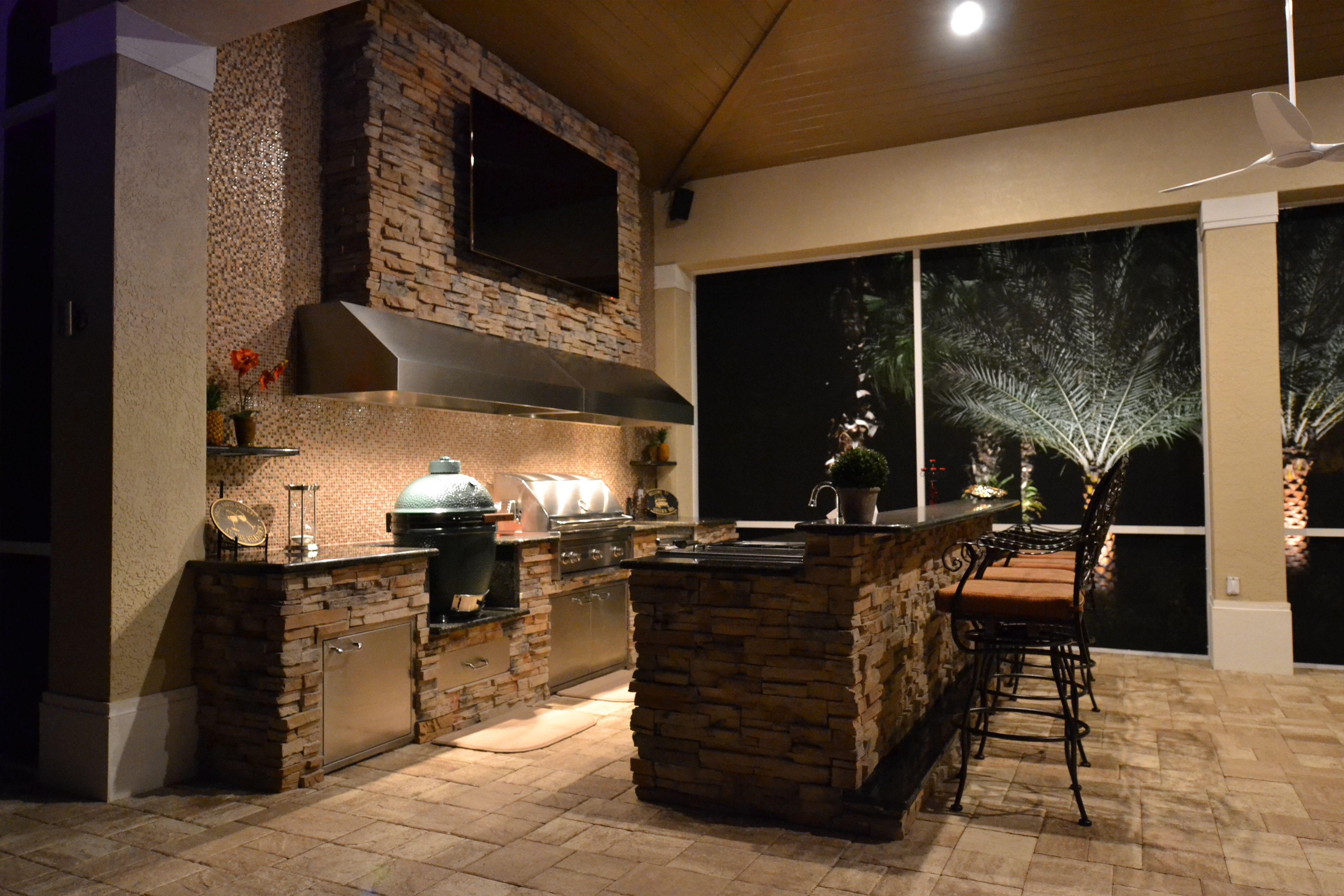 Outdoor Kitchen And Bar Outdoor Living Design Outdoor Kitchen Outdoor Kitchen Design