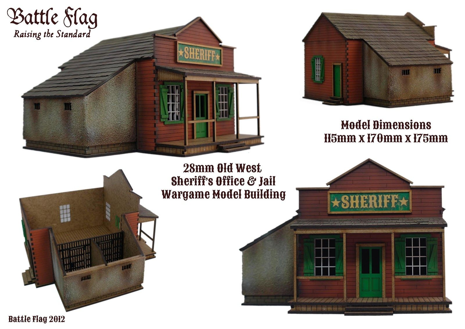 28 old west wargame sheriff jail wild west malifaux for Western house plans with photos