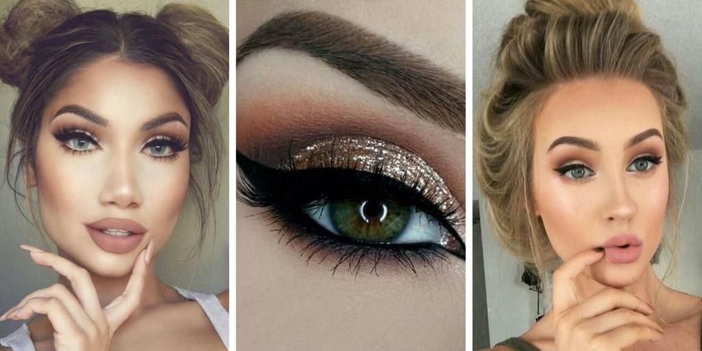 20 Make-up-Ideen für grüne Augen #make-upideen