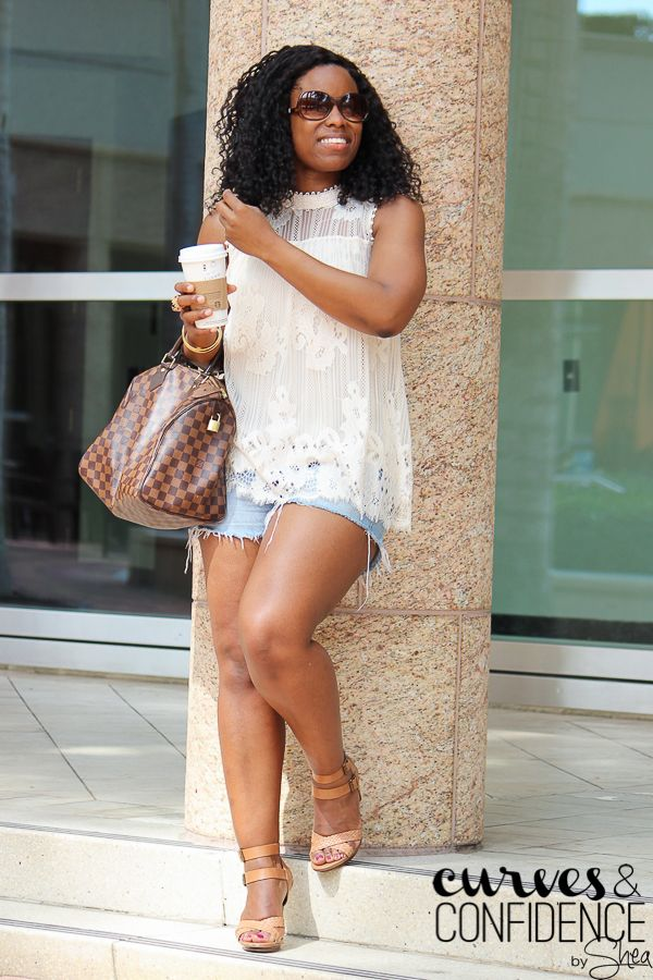 The Thick Thigh Life  Curves And Confidence - Outfits