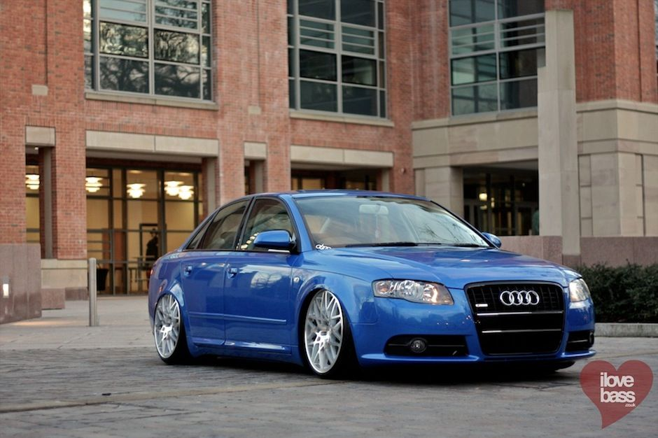 Slammed Audi A4   Awesome!~   Pinterest   Audi a4, Slammed and ...