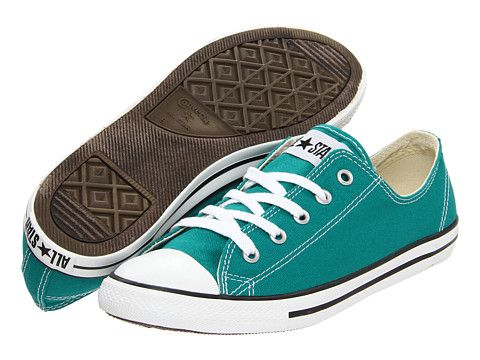 Converse Chuck Taylor® All Star® Dainty Ox My favorite pair of shoes. Great walking shoes while exploring 7 different countries