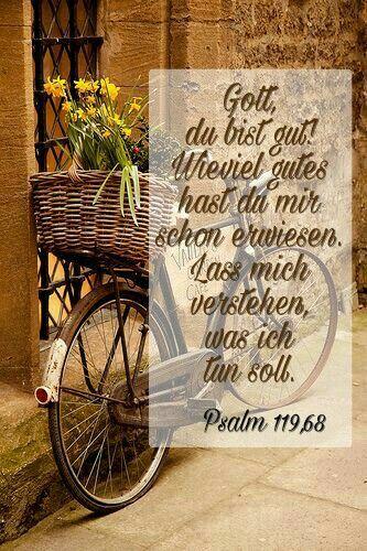 Psalm 11968 Christliche Verse Bibelverse Und Christliche