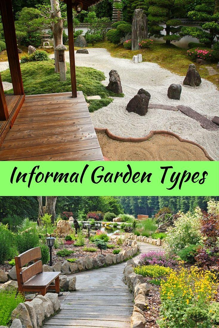 types of garden on Informal Garden Types Garden Types Garden Design Urban Garden