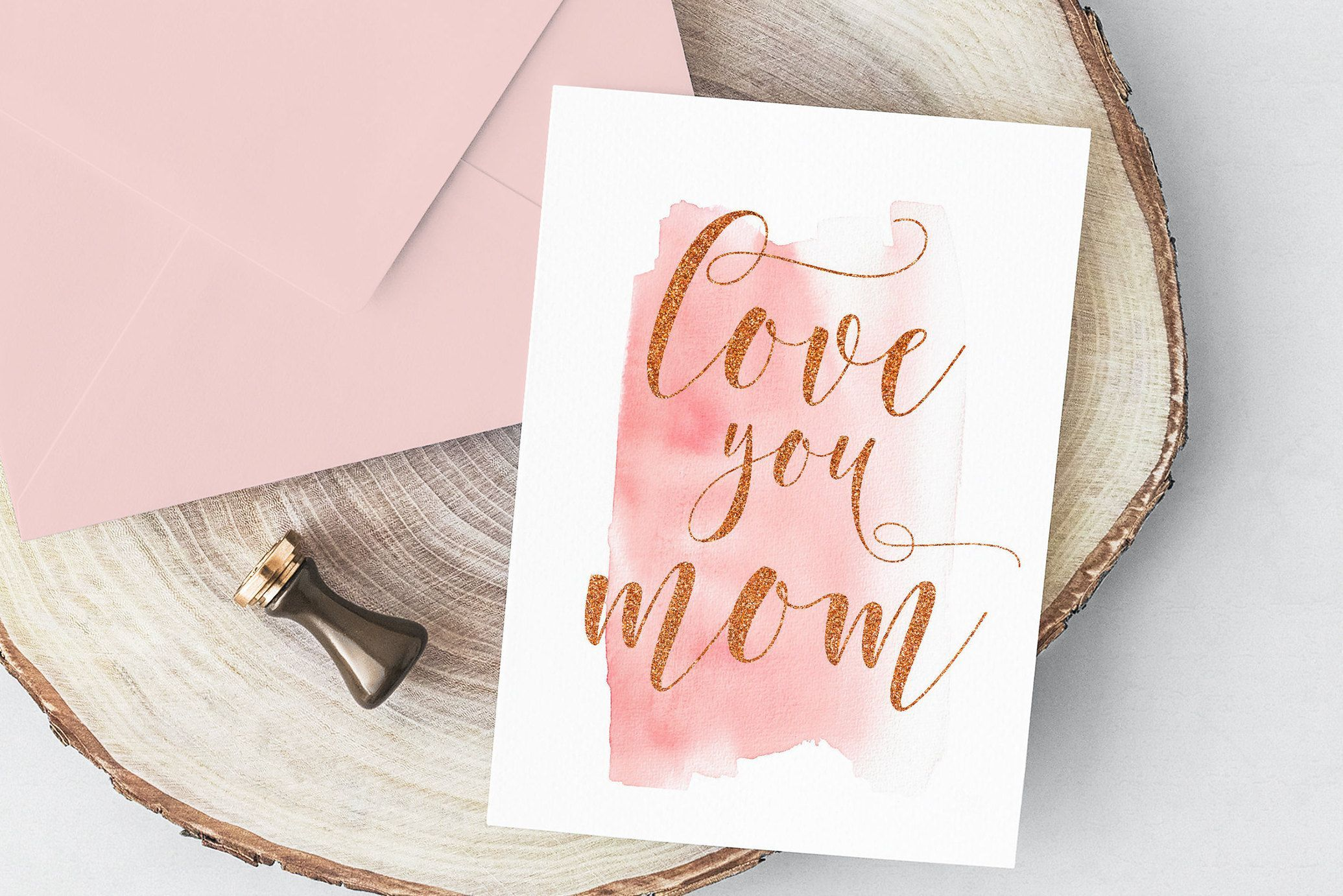 motheru0027s day card printable greeting card love
