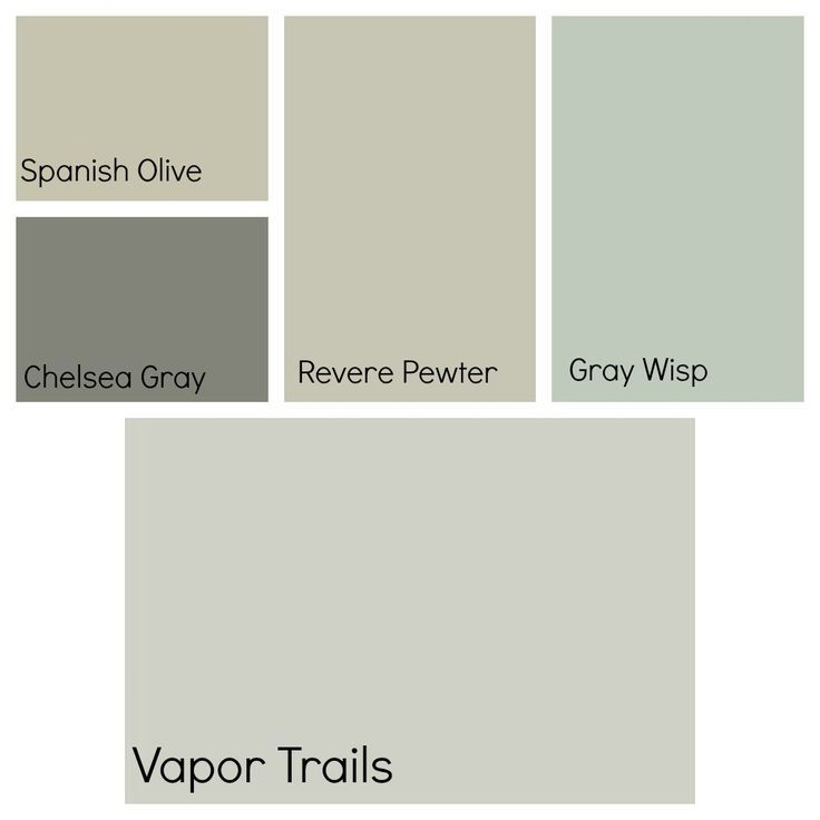 Rockport Gray Kitchen: Benjamin Moore Vapor Trails - Google Search