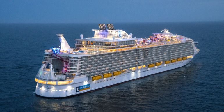 The Best Cruise Lines Ships For 2020 Members Choice Awards In 2020 Symphony Of The Seas Best Cruise Lines Royal Caribbean Cruise Lines