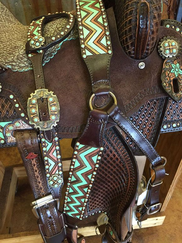 Horse tack by Double J Saddlery