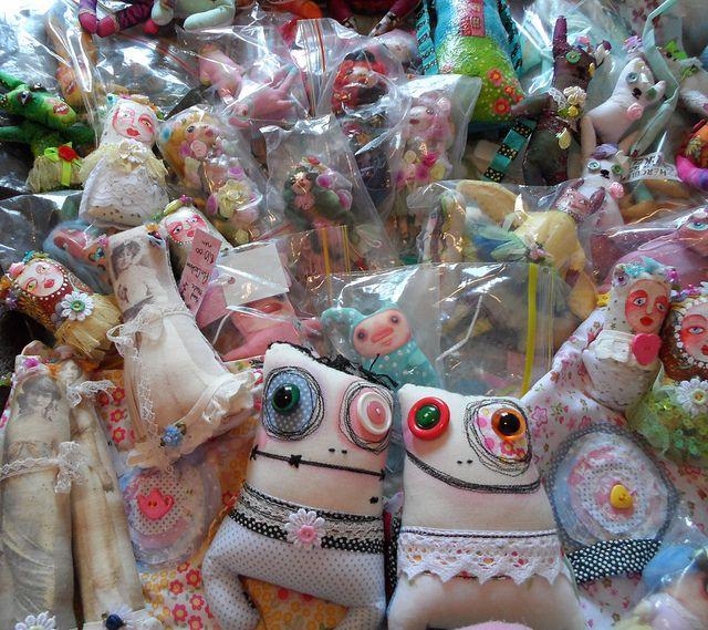Dolls for Etsy | Flickr - Photo Sharing!