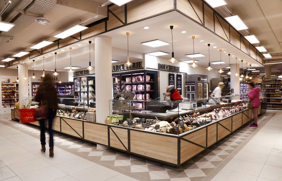 Nouveau Concept Store Paris #10: Le Nouveau Concept Premium De Carrefour Market En Centre-ville