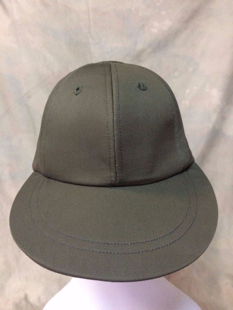 Vintage Vietnam US Army OG-106 Hot Weather Field Cap or Baseball Cap Size 6  7 8 696dc93a051c