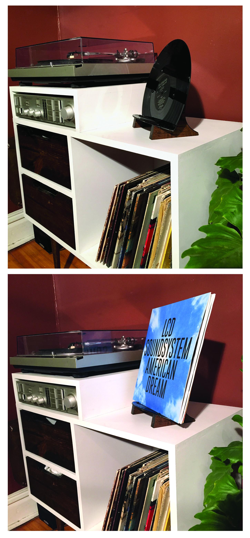 Vinyl Record Holders. For Vinyl, From Vinyl.   Vinyl Record Holder ...