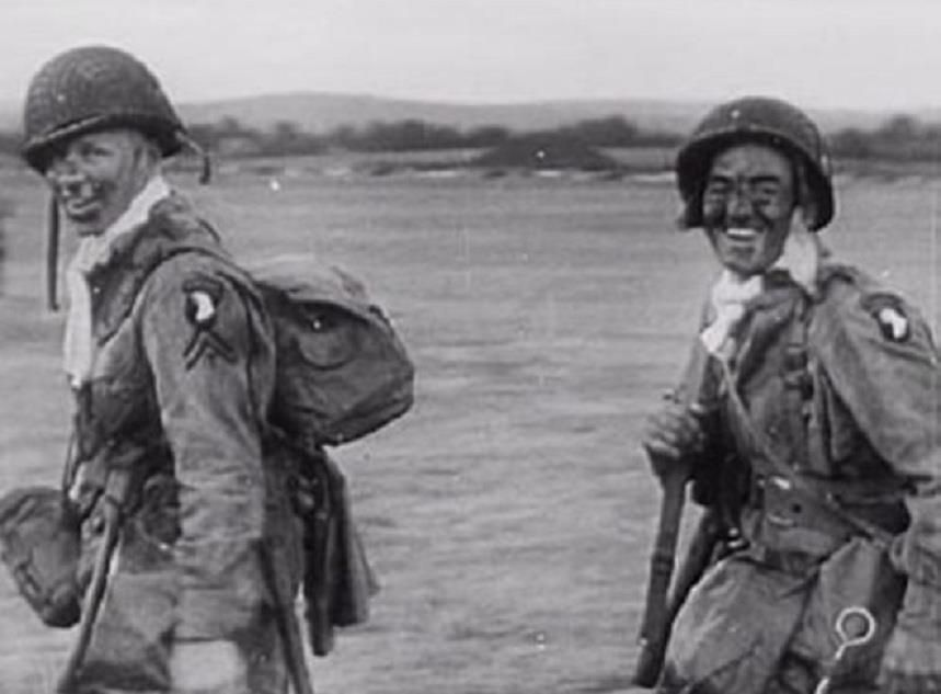 WWII 101st Airborne D-Day | History/Genealogy | Wwii, World