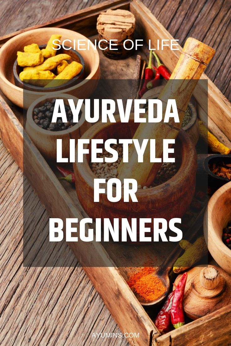 Ayurveda Lifestyle For Beginners. The Ayurveda experience approach frees the vital energy (Prana) by purifying and deeply nurturing the body, mind and psyche with specific body treatments, herbs, minerals, diet, yoga, vital Pranayama breathing exercises and meditation.   #ayurveda #ayurvedicliving #ayurvedalifestyle #ayurvedaforlife #ayurvedicmedicine #doshas #Kapha #Pitta #Vata