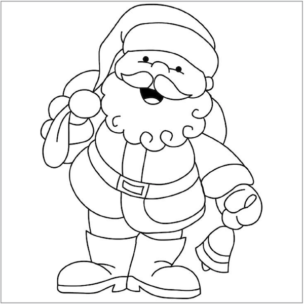 Christmas Coloring Pages Santa Coloring Pages Christmas Coloring Sheets Christmas Colors