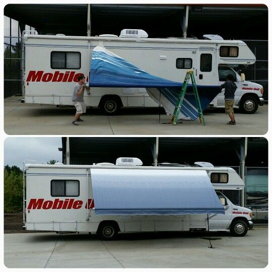Awning Replacement Www Jackofalltradesbygeorge Com Recreational Vehicles Rv Campers Vehicles