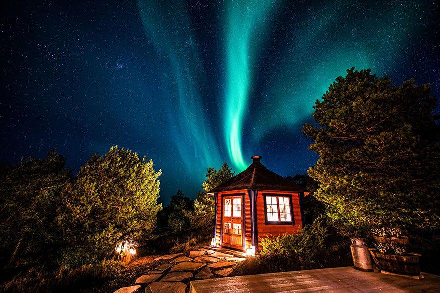 Veja porque a Noruega poderia facilmente ser o cenário para qualquer conto de fadas.
