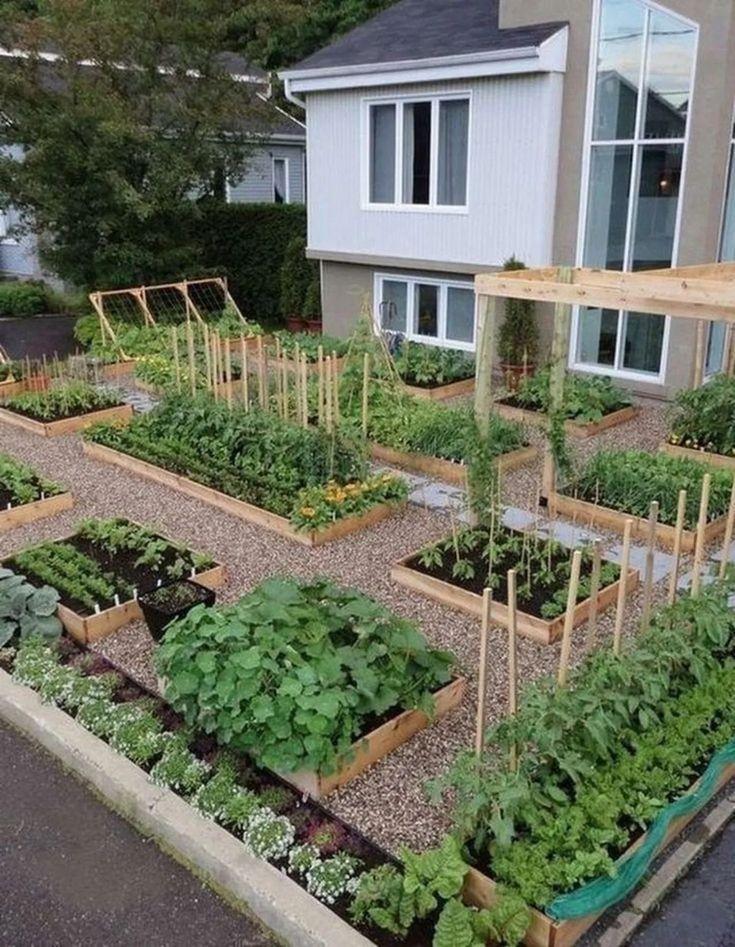 Raised Garden Beds Ideas Raised Garden Ideas Hochbeete Ideen Idees De Li In 2020 Backyard Vegetable Gardens Home Vegetable Garden Vegetable Garden Raised Beds