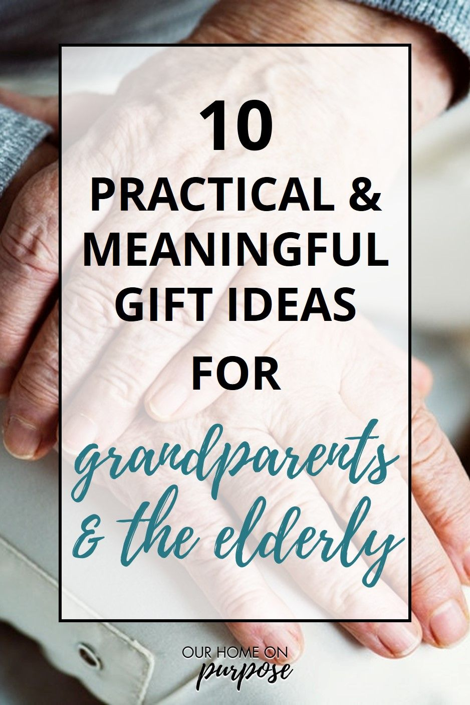 Practical christmas gifts for grandparents