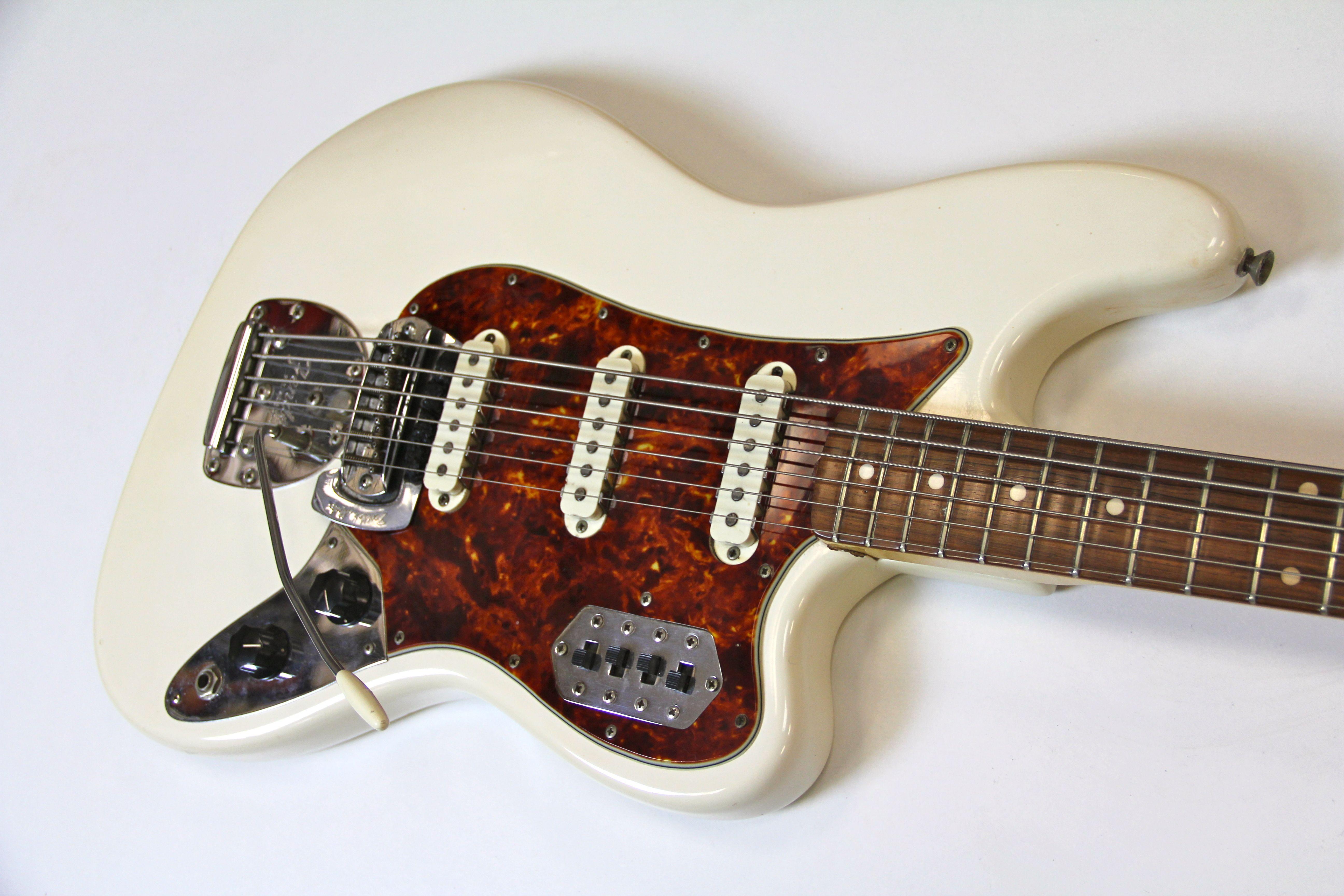 1963 Fender IV Bass Guitar