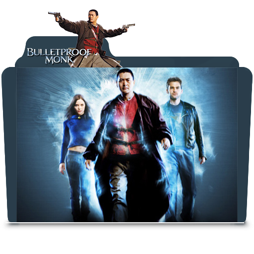 bulletproof monk folder Bulletproof
