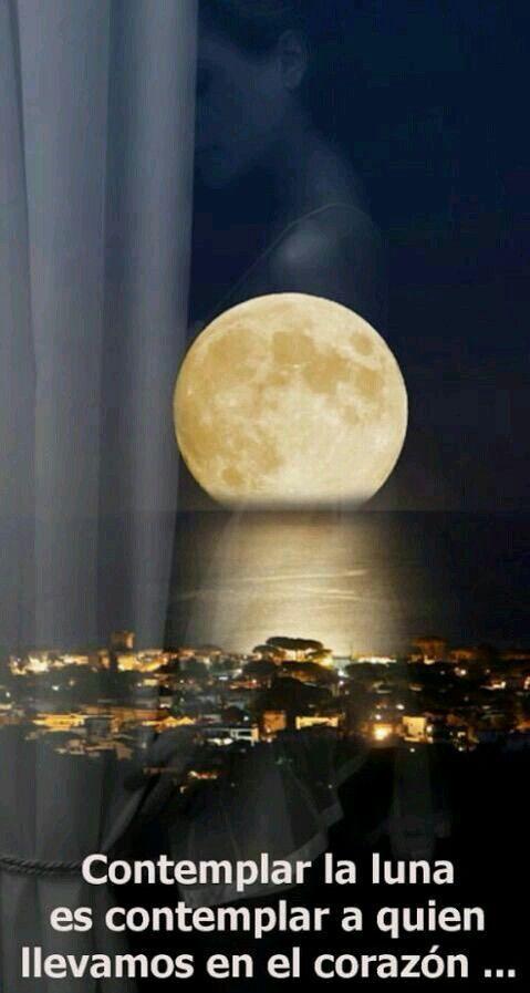 Lo Es Luna Llena Pinterest El Es Luna Llena Y Noche
