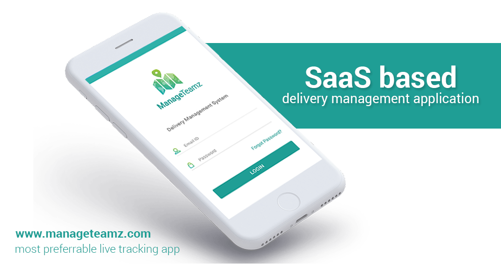 Try our SaaS based DeliveryManagement application for