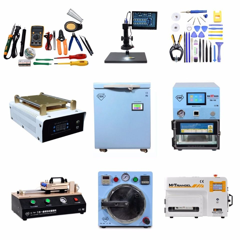 Mobile phone repairing tools Wholesale Cell Phone LCD ...