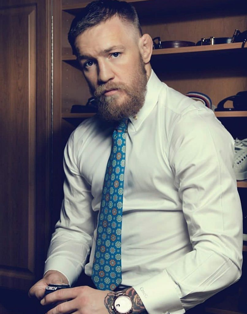 https://flic.kr/p/QeTHot | Russian Fighter #russian #man #handsome #suit #tie #loafers #shoes #sneakers #blonde #beard #fighter #suited
