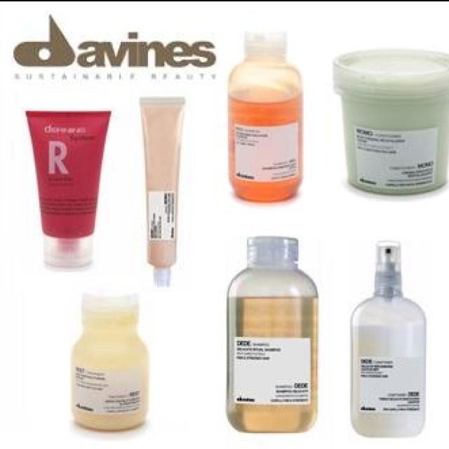 Davines Hair Products I Use Momo And Melu For My Hair Melu Also Smells Like Violets Which I Love Fall Hair Colors Curly Hair Styles Naturally Curling Creme
