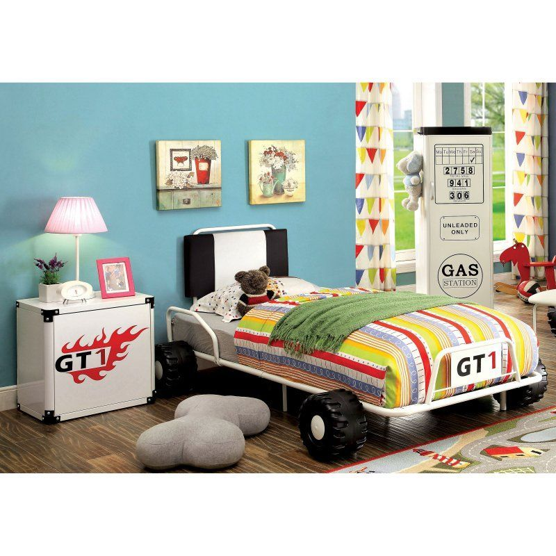 furniture of america daiton racecar 2 piece bedroom set products rh za pinterest com