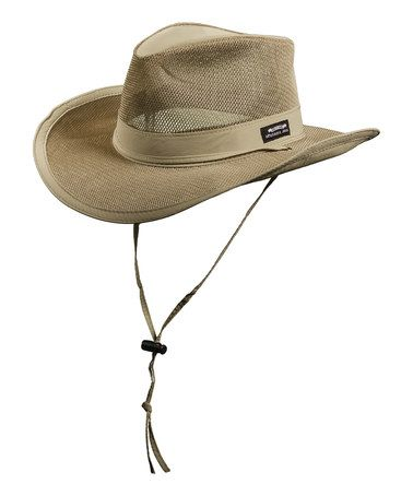 how to buy crazy price sneakers for cheap Another great find on #zulily! Khaki Wide-Brim Mesh Safari ...