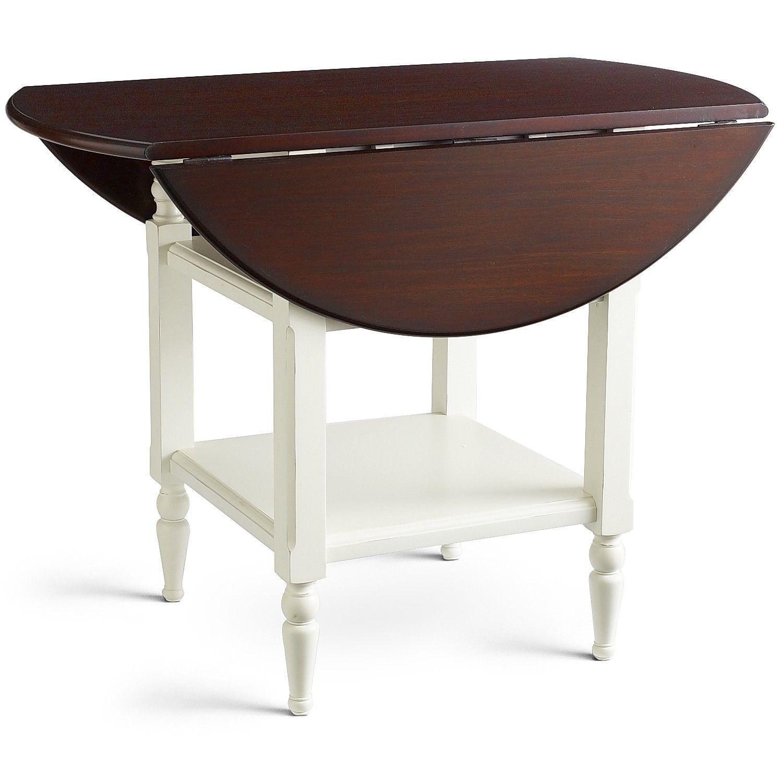 Mcbride Convertible Table Antique White Pier 1 Imports