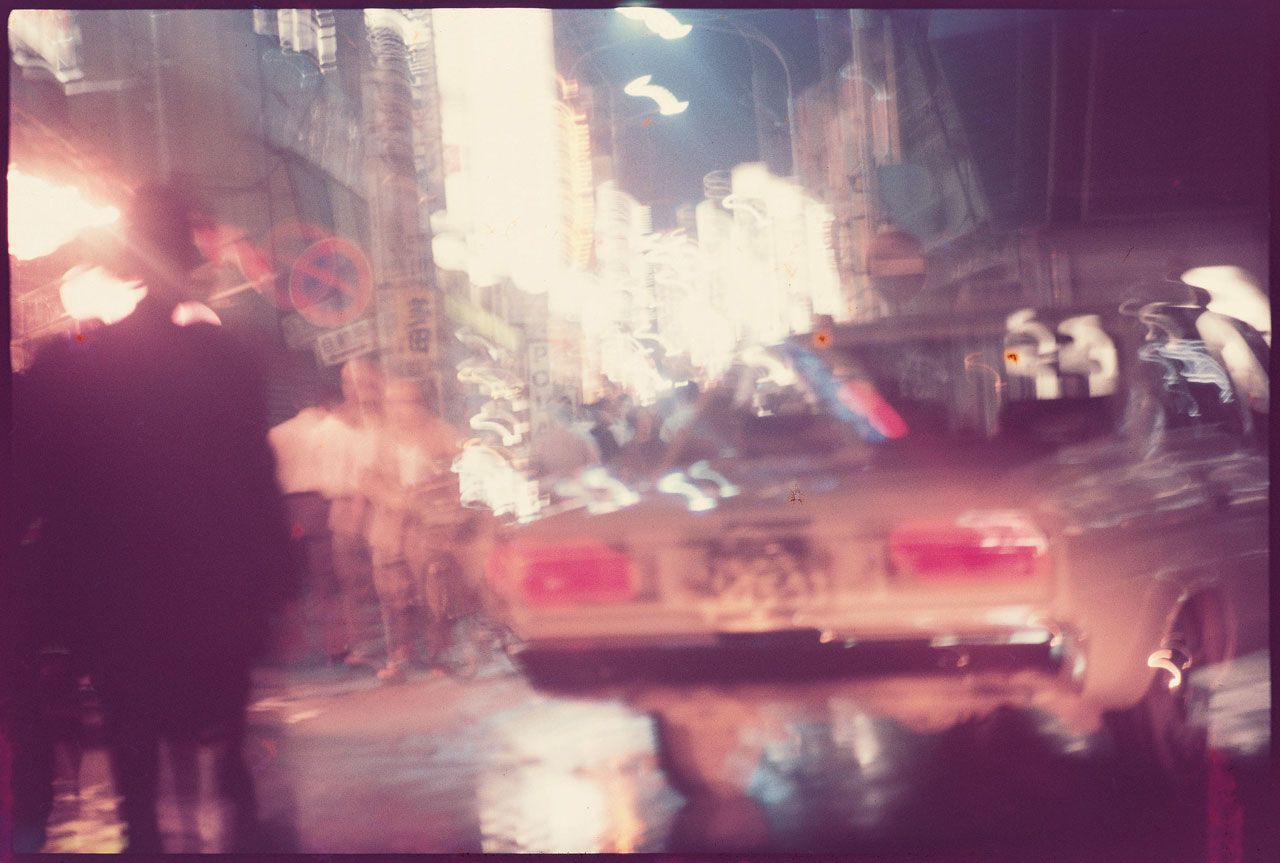 Daido Moriyama, Color, 1970 circa. Courtesy of Galleria Carla Sozzani, Milano
