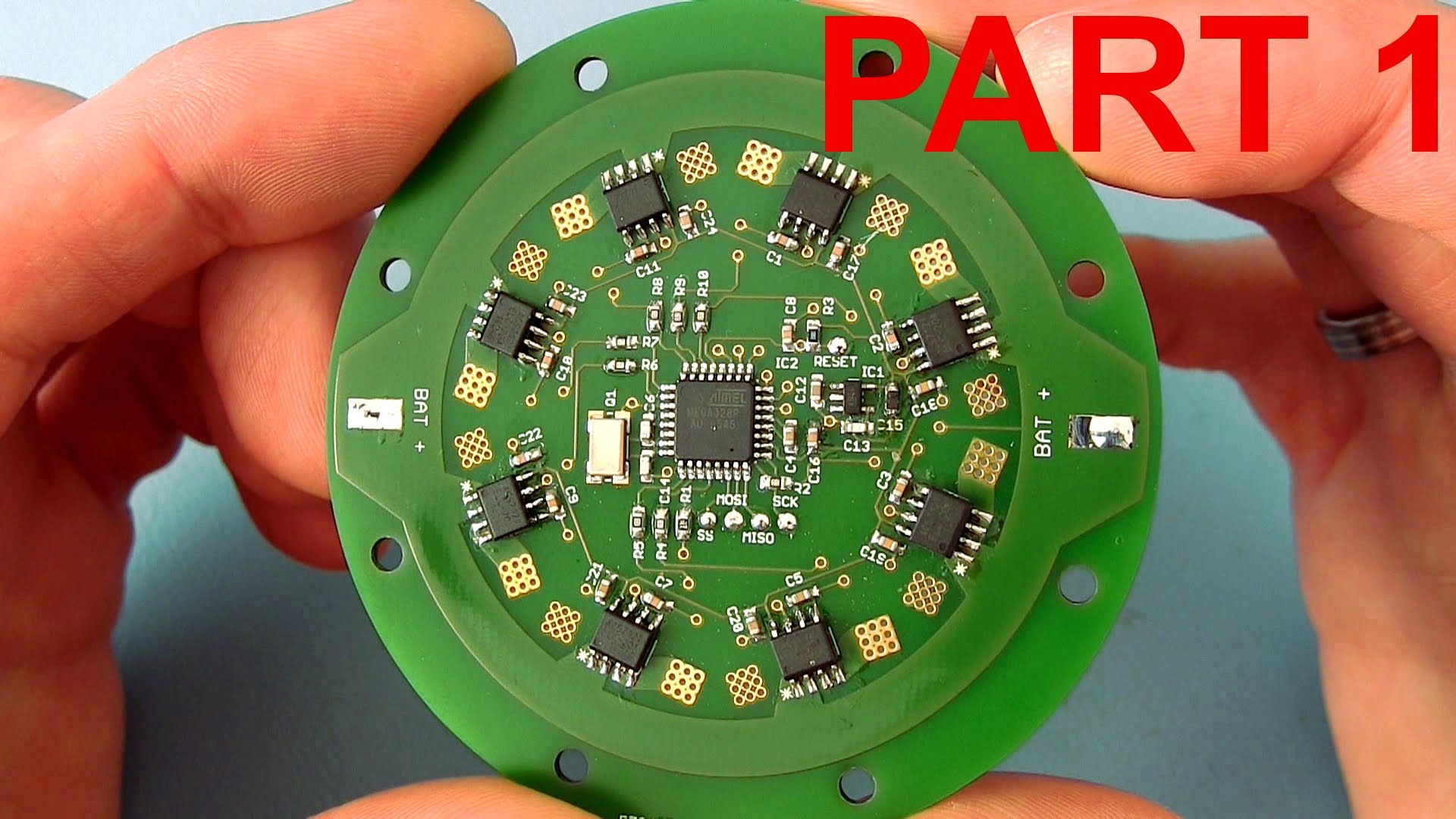 Make Your Own Professional Printed Circuit Board Pcb Part 1 How Do You A