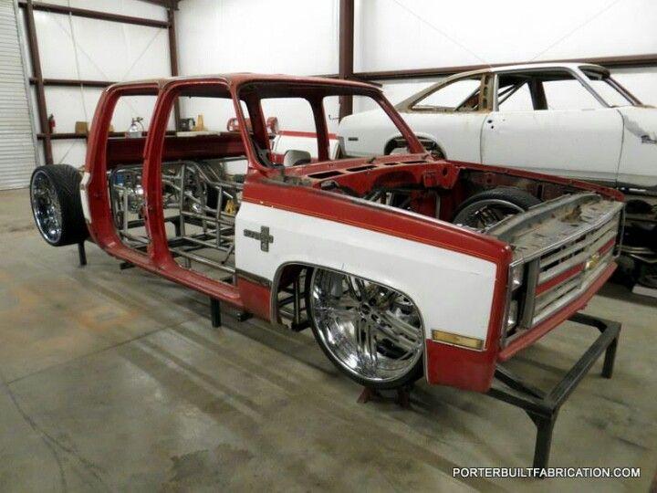 Porterbuilt tube chassis crew cab | Guy Stuff | Pickup