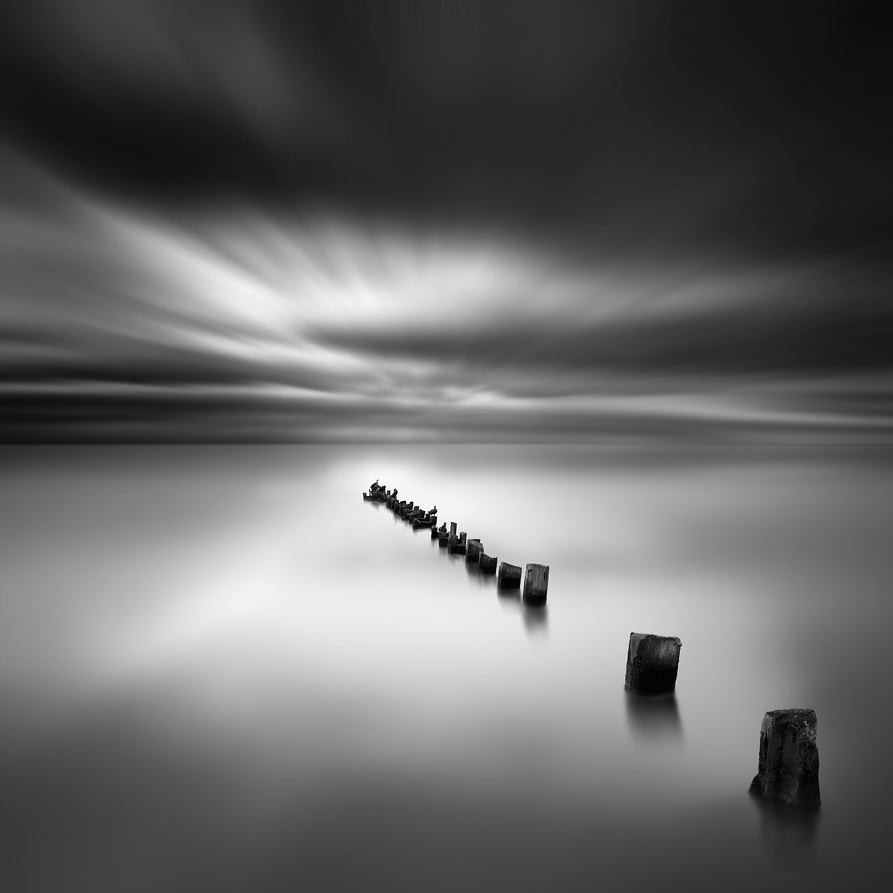 Photographer George Digalakis Reveals The Depths Of Black And White Yatzer Black And White Landscape Photography Fine Art Photographs