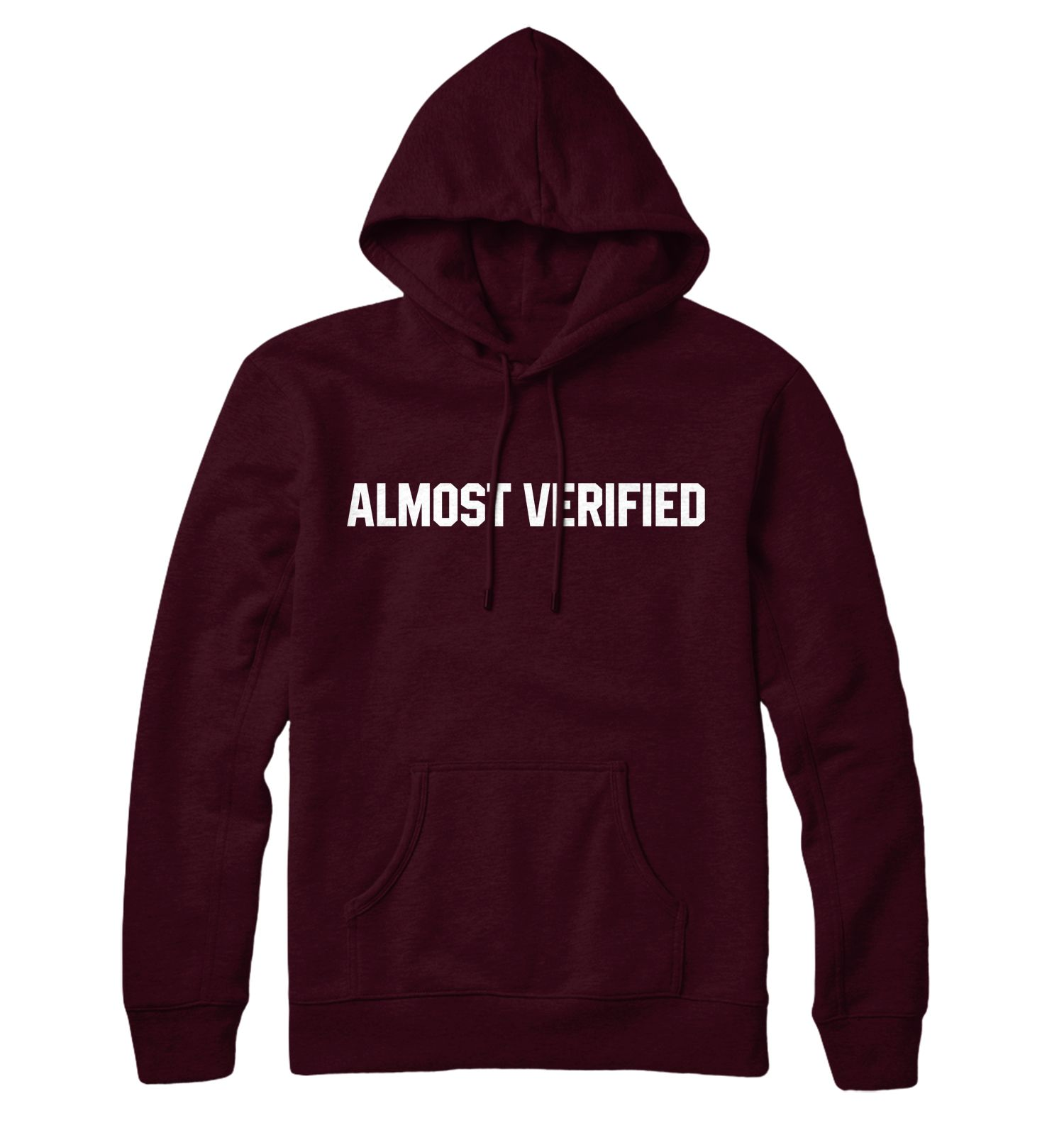 awesome Almost Verified Hoodie