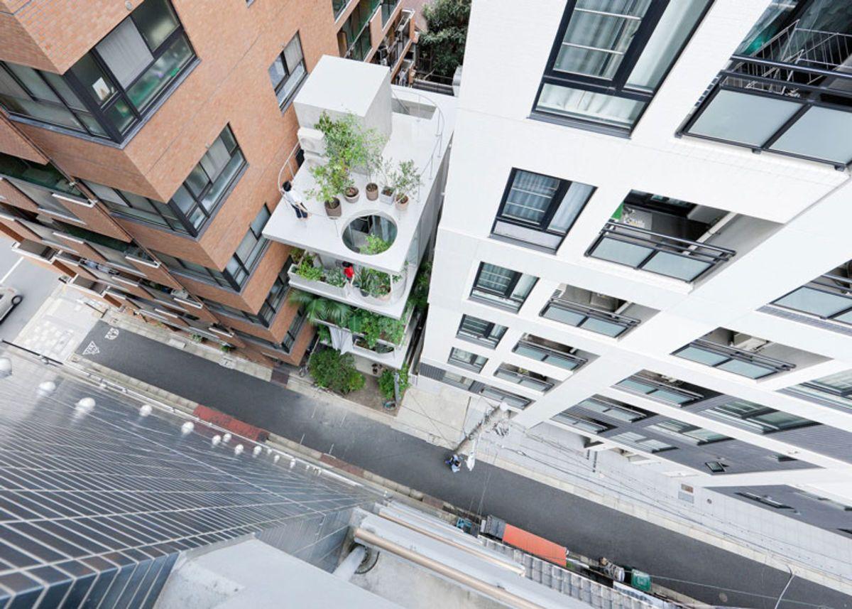 Bildergebnis für balkon architektur | gutes Haus | Pinterest | Ryue ...