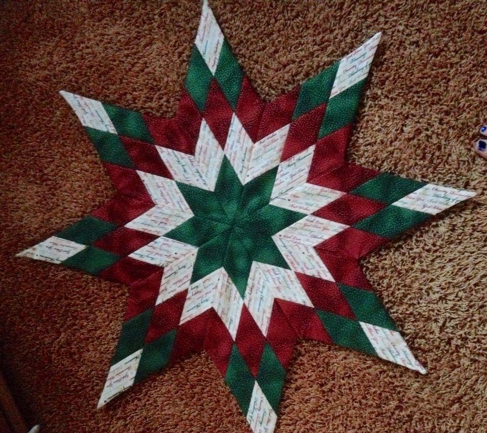 quilt patchwork stern weihnachtsdecke selbst gen ht eva pinterest quilts patchwork und. Black Bedroom Furniture Sets. Home Design Ideas